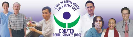 Donated Dental Services.